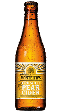 Monteith's Pear Cider 4 Pack