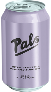 Pals Peach & Passionfruit 10 pack