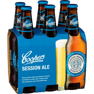 Coopers Session Ale 6 pack