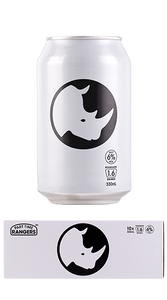 Part Time Rangers White Rhino 10 pack 330ml cans