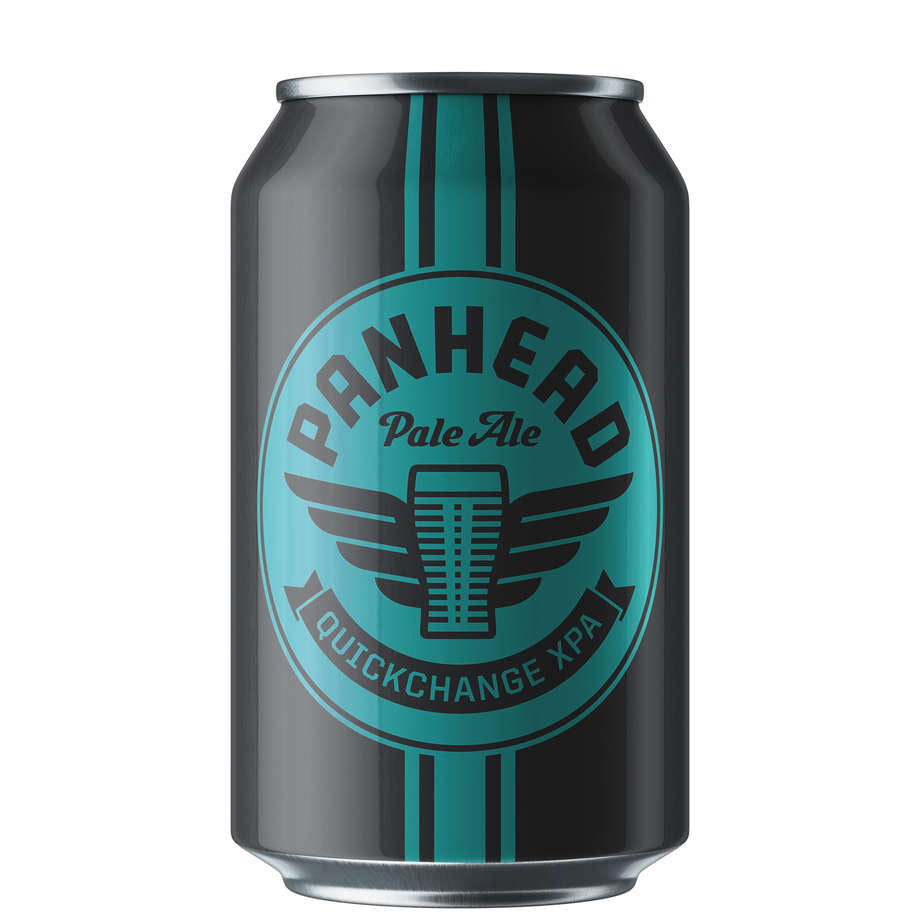 Panhead Quickchange 12 pack cans