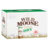 Wild Moose Canadian Whiskey & dry 7% 12 pack cans