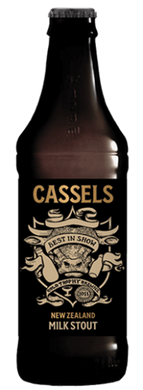Cassels Milk Stout 518ml
