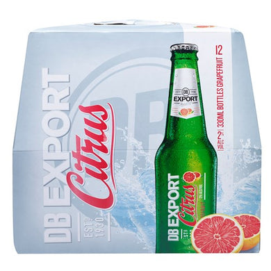Export Citrus Grapefruit 12 pack