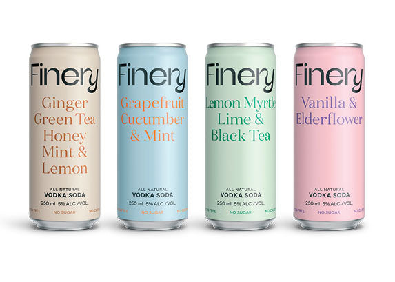 Finery Mixed 4 pack