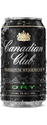 Canadian Club & Dry 330ml 6pack 7%