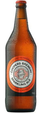 Coopers Sparkling Ale 750ml Bottle