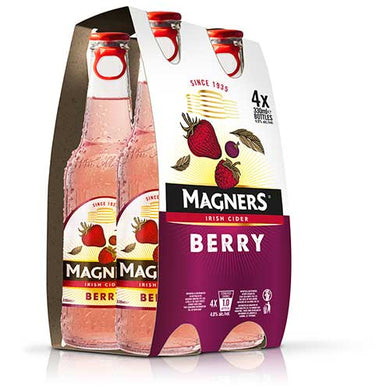 Magners Berry Cider 4 packs