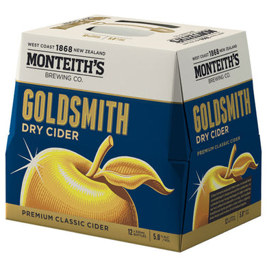 Goldsmiths Cider 12 pack