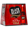 Black Heart Rum & Cola 12 bottles