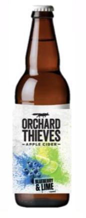 Orchard Thieves Blueberry Lime