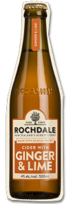 Rochdale Ginger Lime 4% 500ml