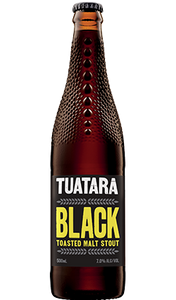 Tuatara Black Toasted Stout 500ml