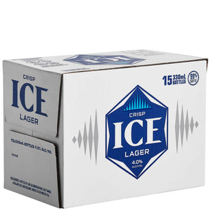 Lion Ice 15 pack