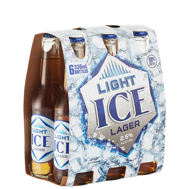 Light Ice 6 pack