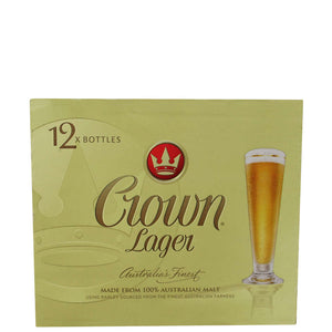 Crown Lager 12 pack