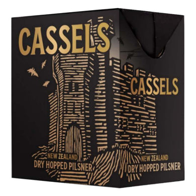 Cassels Pilsner 6 pack 328ml Bottles