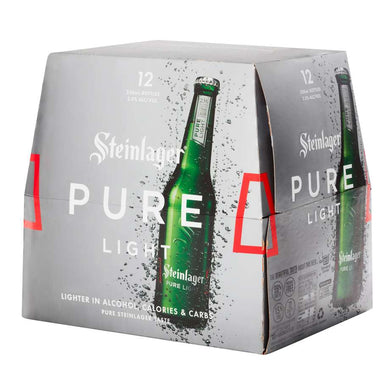 Steinlager Pure Light 12 packs