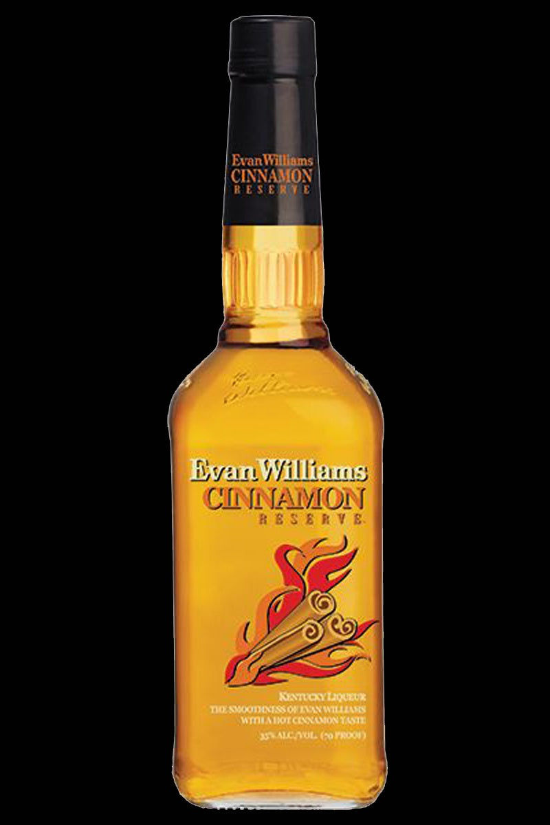 Evan Williams Cinnamon 700ml