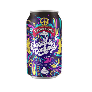 Emerson's Hazed & Confused Hazy IPA 6 pack