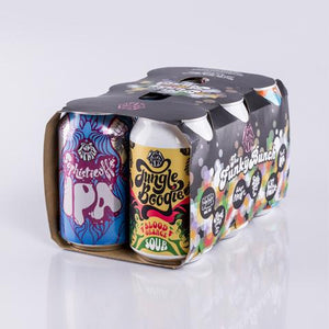 Funk Estate Funky Bunch 6 pack