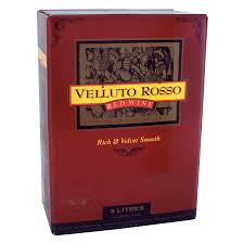 Velluto Rosso Red