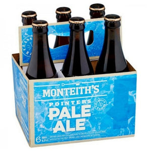 Monteith's Pointers 6 Pack 330ml