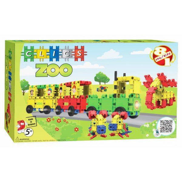 Zoo Box 8-In-1