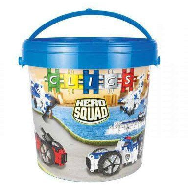 Hero Squad POLICE Drum 9-In-1