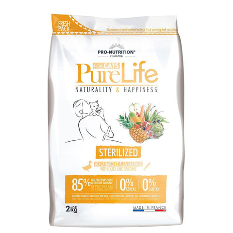 PureLife Gato Sterilized Light