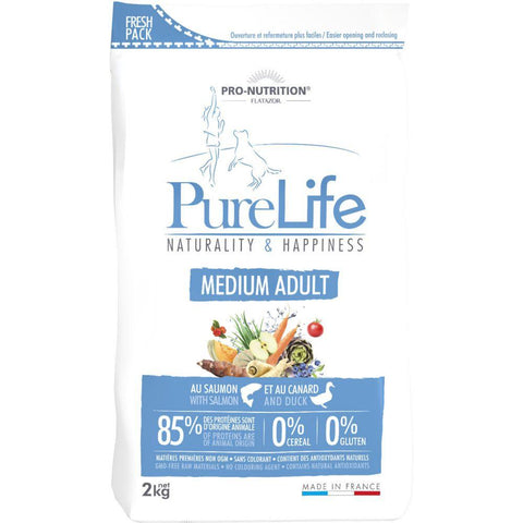 PureLife Adulto Medium Perro