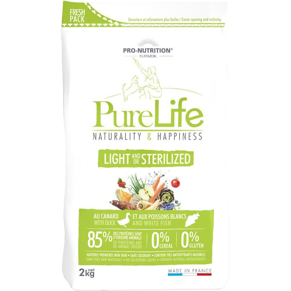 PureLife Light / Sterilized Perro