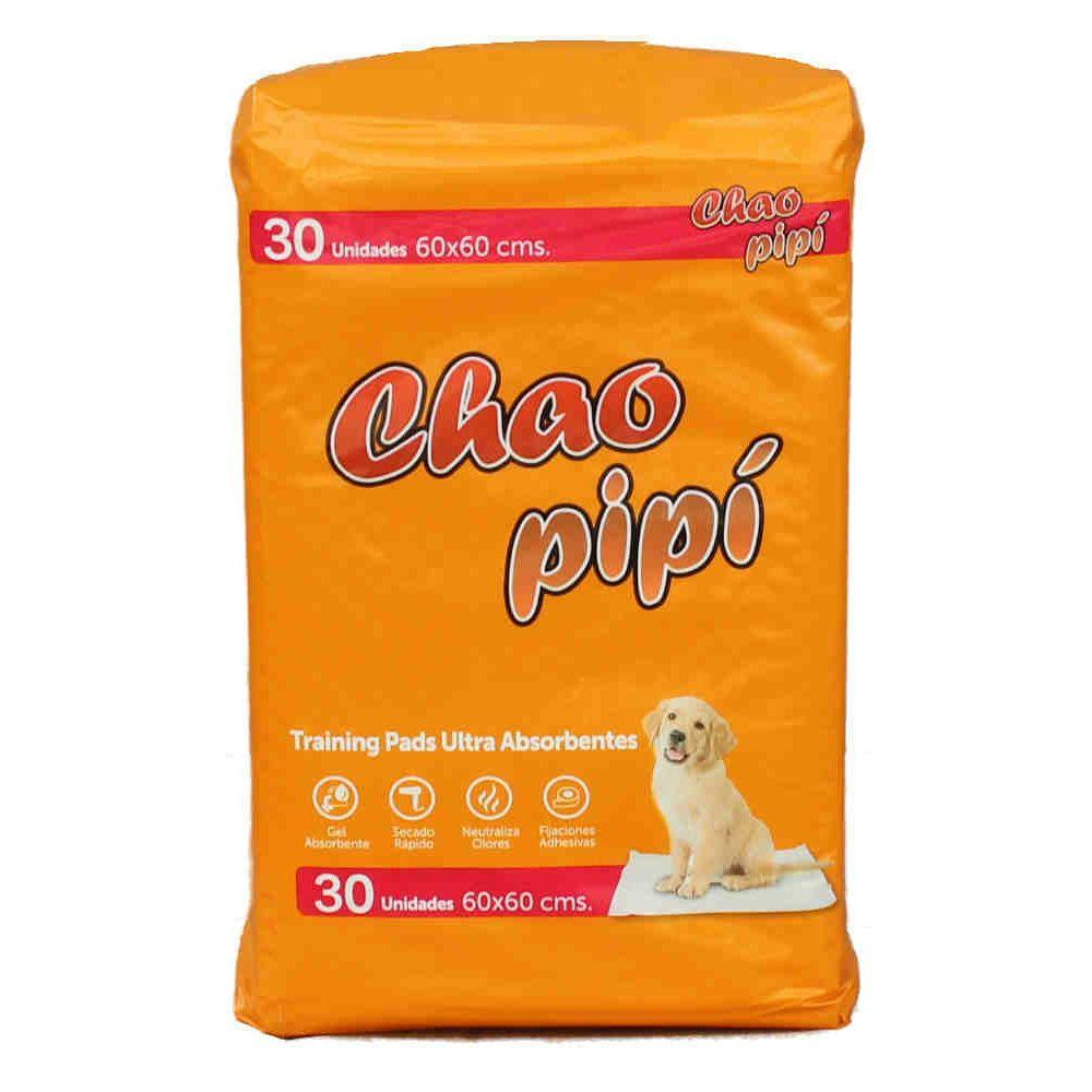 Chao Pipi Pañales Ultra Absorventes