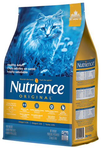 Nutrience Original Gato Adulto Saludable Pollo