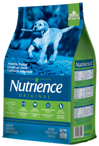 Nutrience Original Puppy
