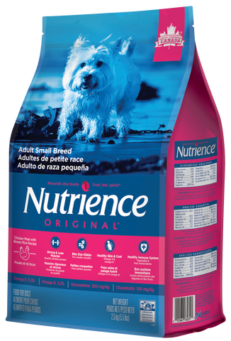 Nutrience Original Perro Adulto Small