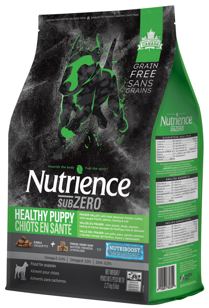 Nutrience SubZero Puppy