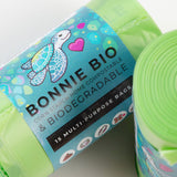 Bonnie Bio Bolsas Compostables (Rollo 15 bolsas)