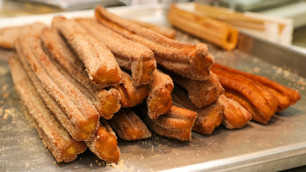 This California Mall serves the best Churros ever made!