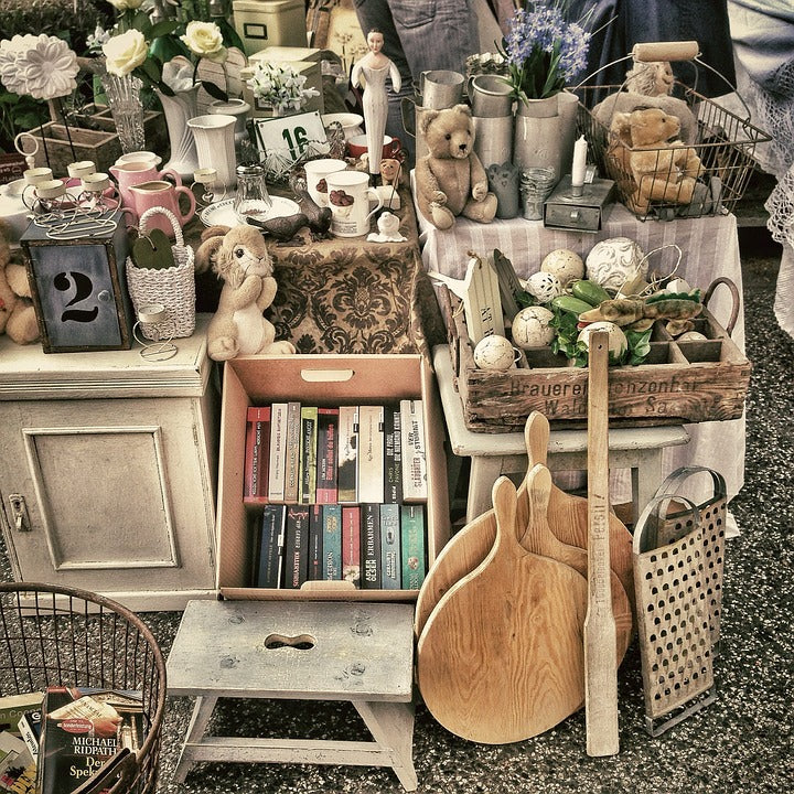 5 Best Flea Markets in California