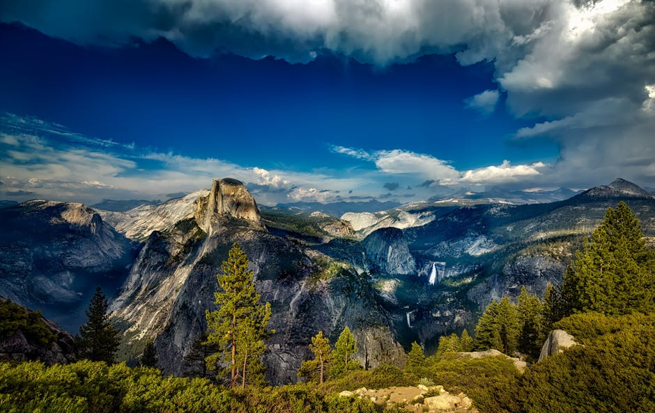 What it has to offer: Yosemite National Park