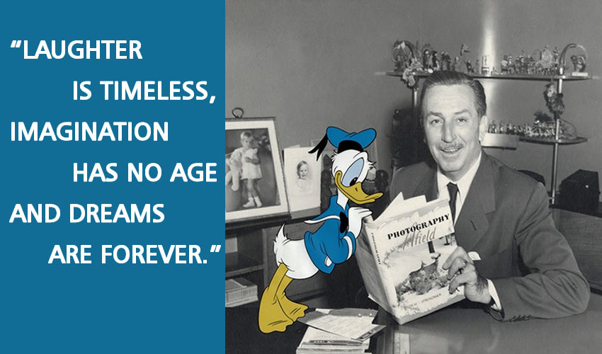 9 Walt Disney Quotes To Remind You What S Important Ca