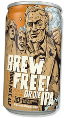 21st amendment brew free or die ipa