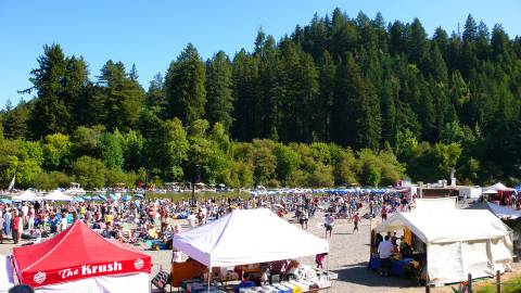 Northern California Festivials