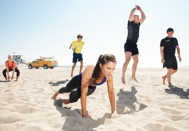 fitnessfirst bootcamp