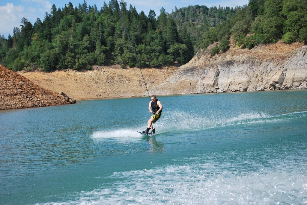 Shasta Lake Water Ski