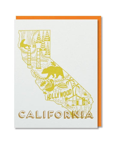 California Love Card