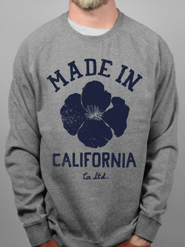Made In California Pullover