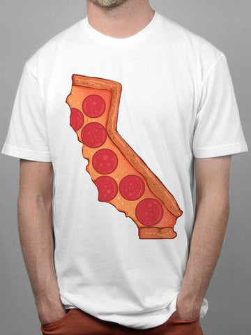 California Pizza Tee