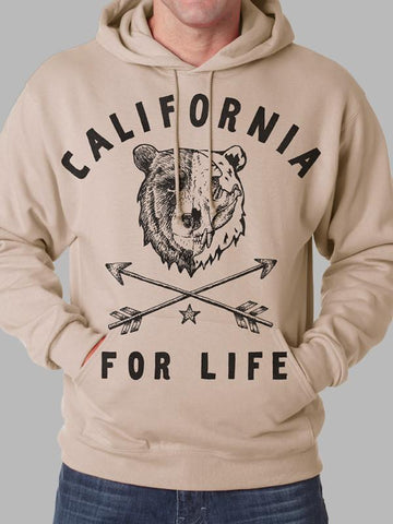 California For Life Hoodie